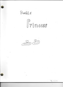 Done writing my first kids book