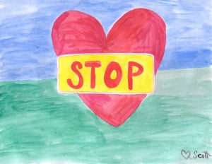 what cautions or stops us from truly loving