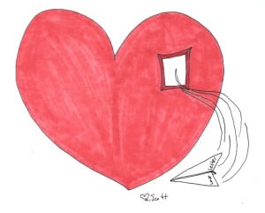 I am sending you a love letter straight from my heart