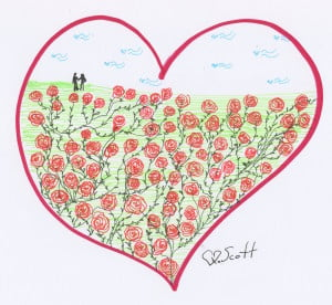 together they made fields of love