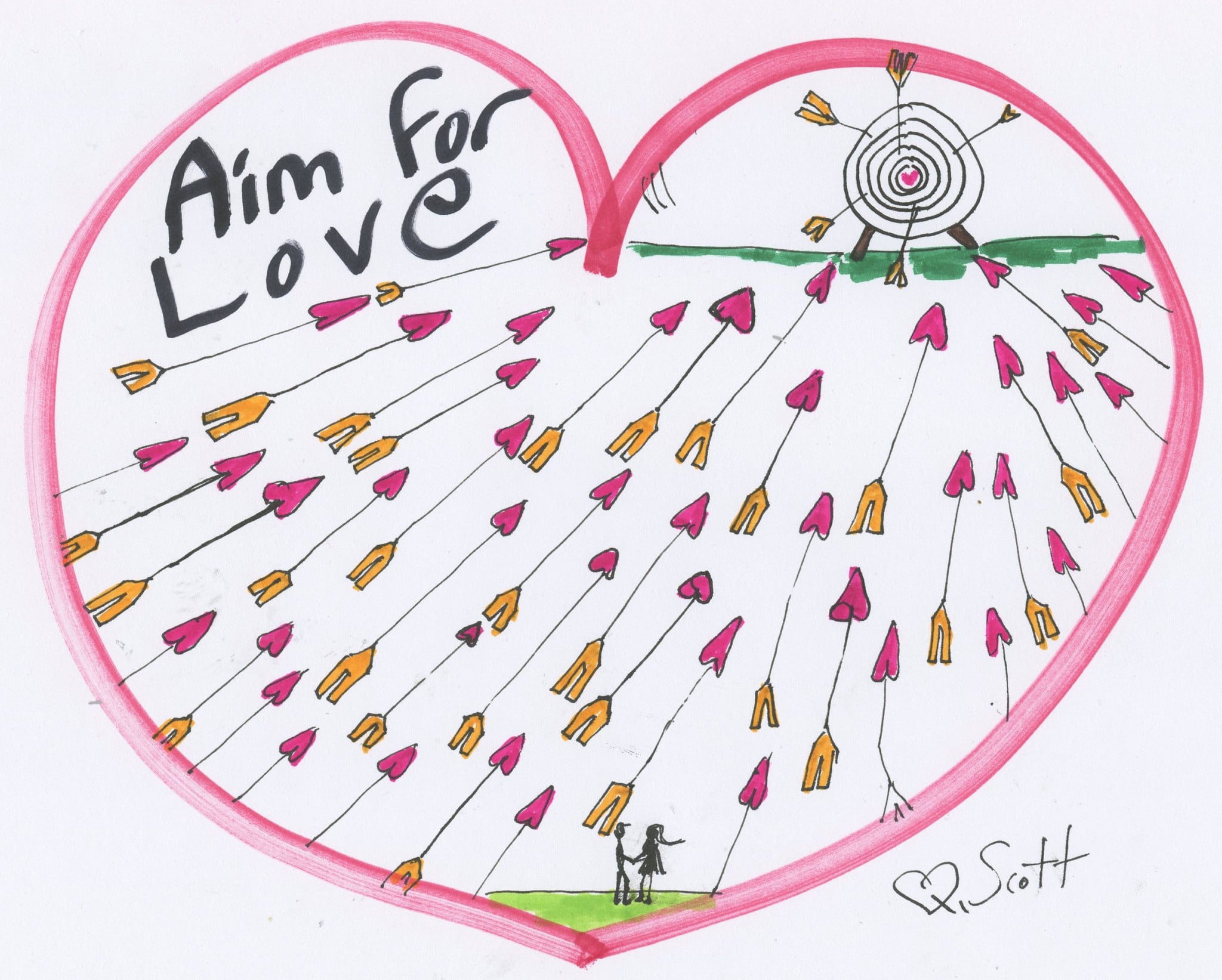 is there anything greater to aim for?