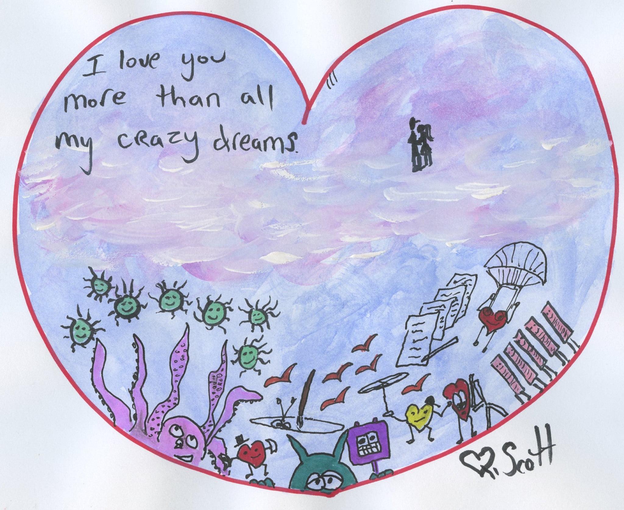 heart, love, kindness