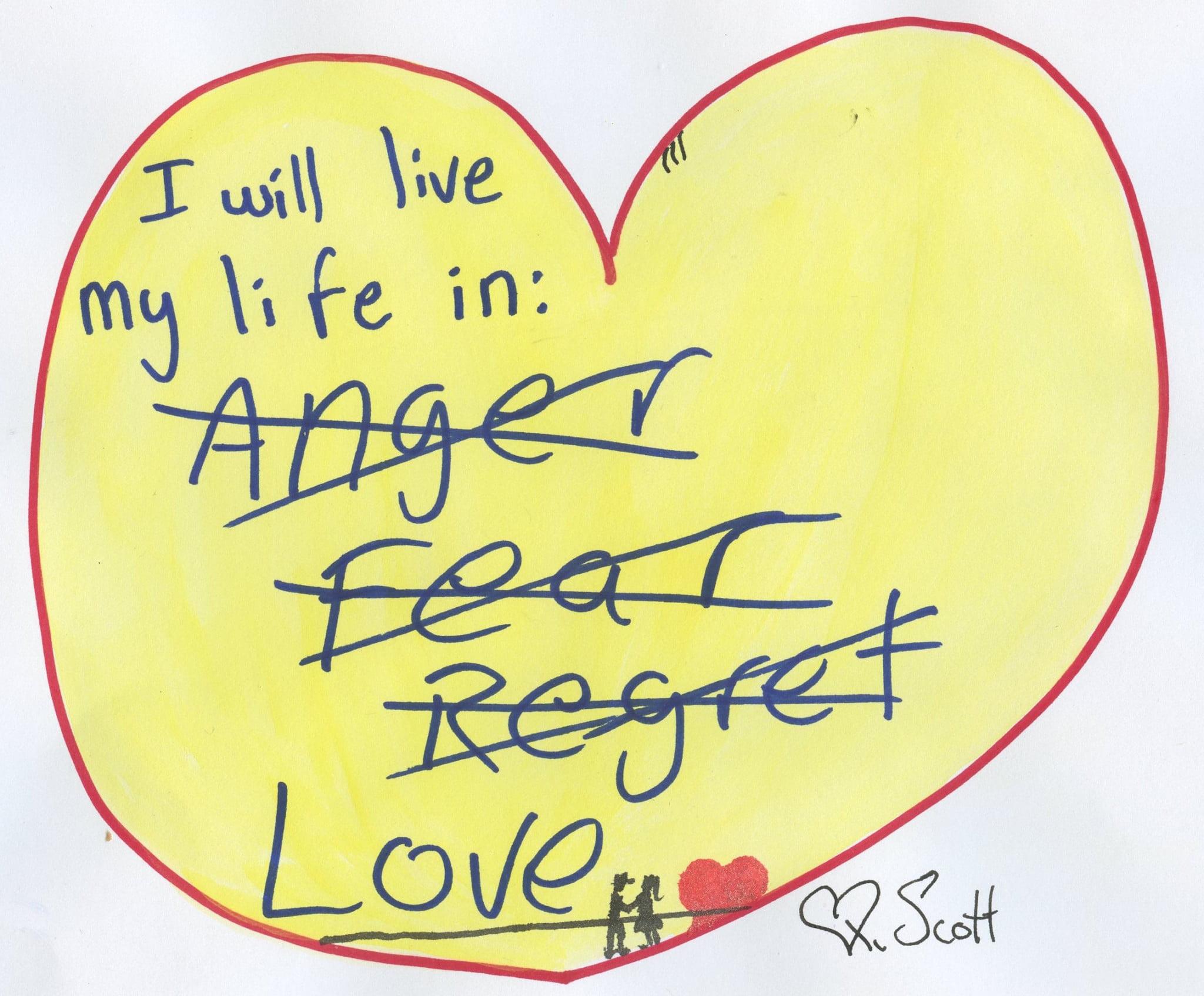 love, loving, heart