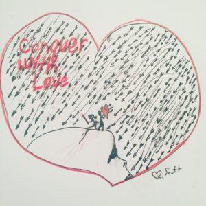 Love heart kindness