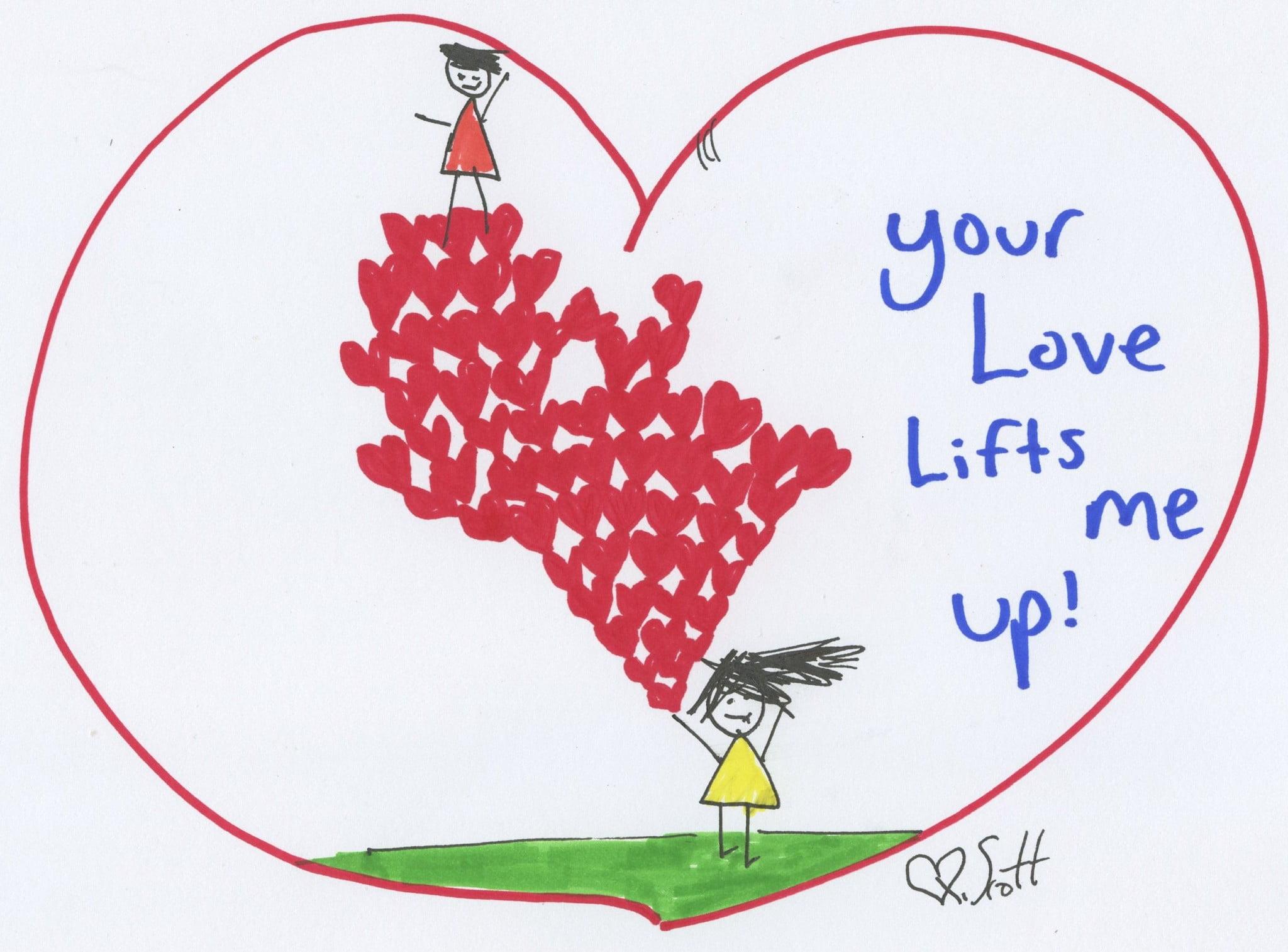 love, heart,