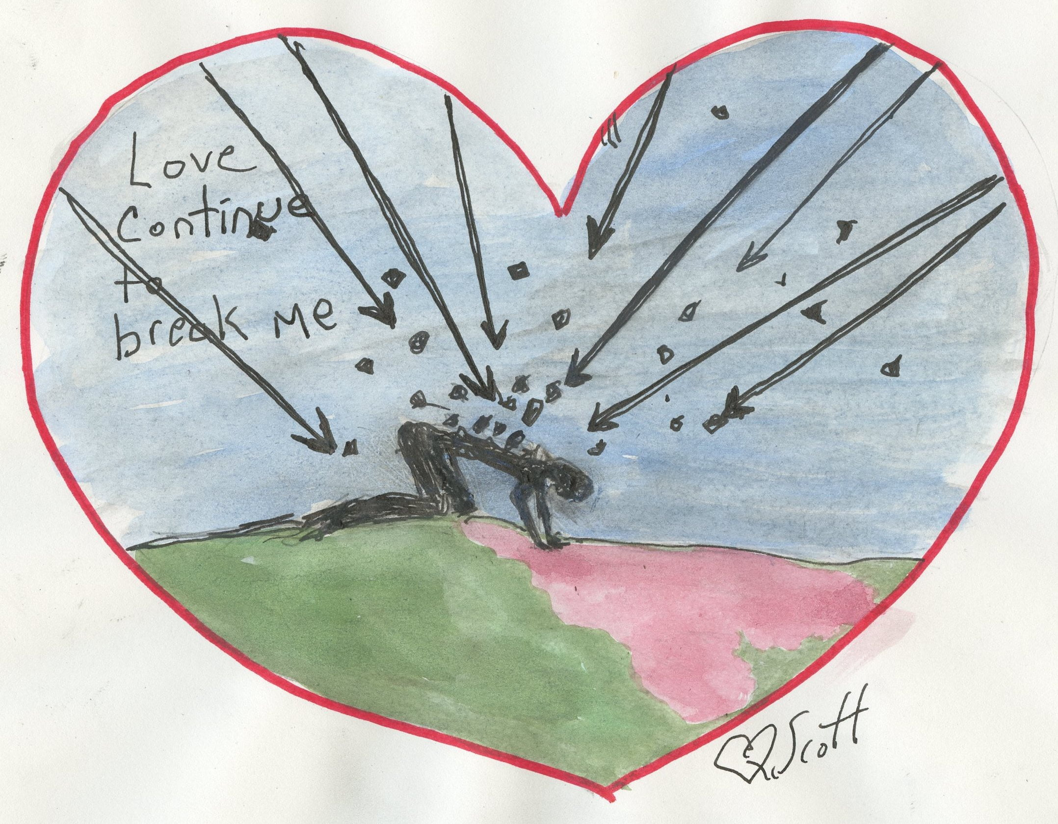 love break