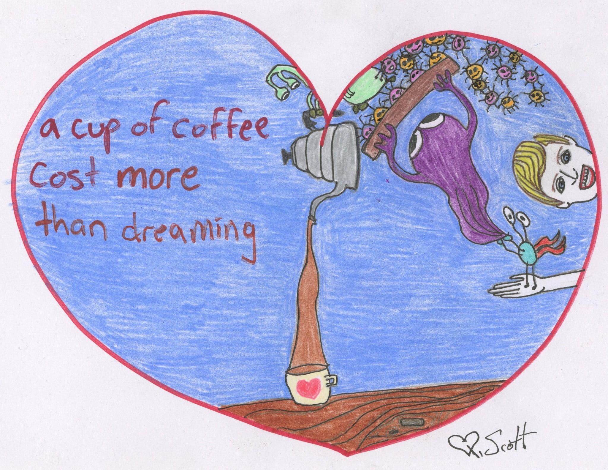 dreaming, love, dreams