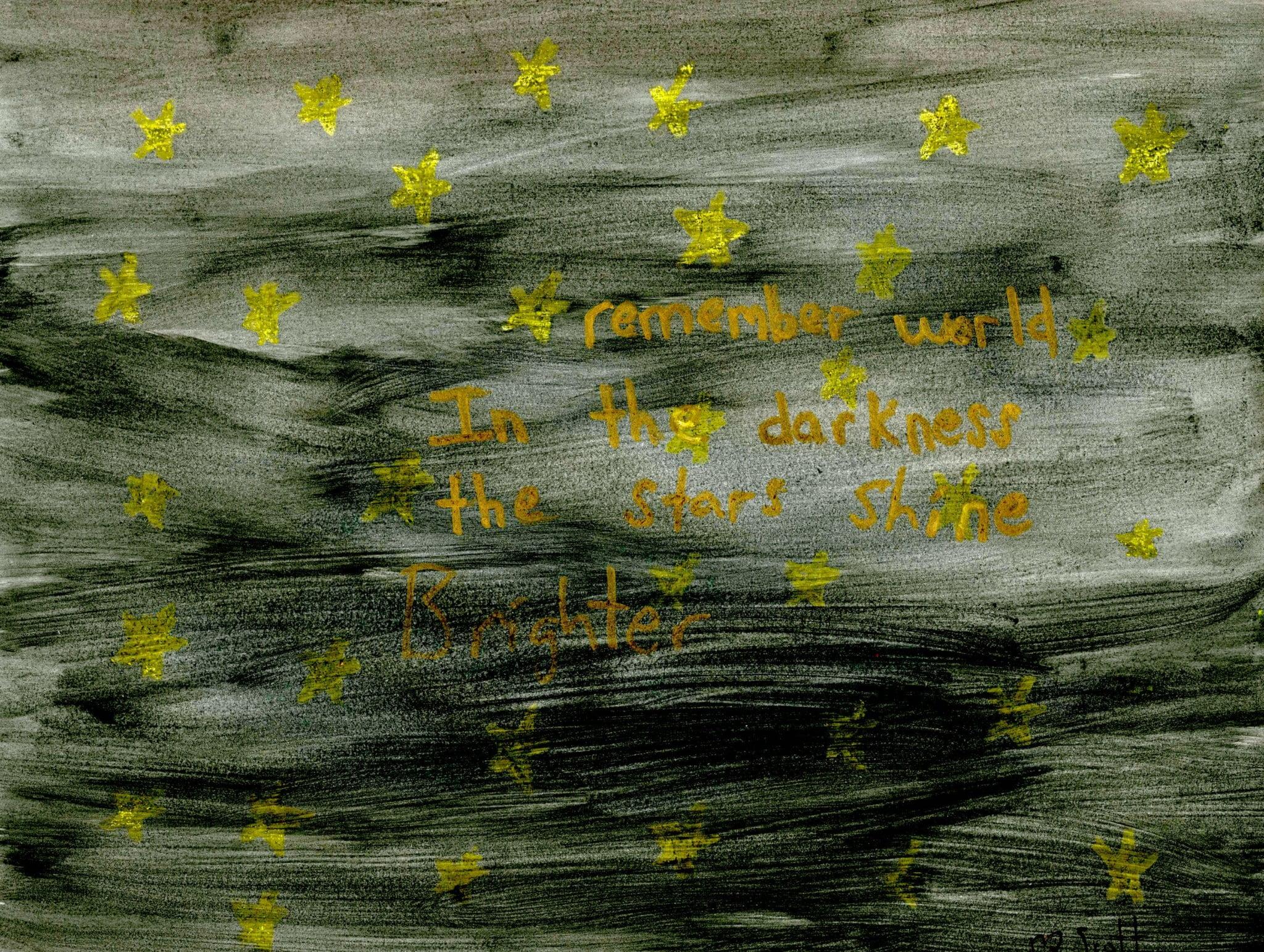 stars, love