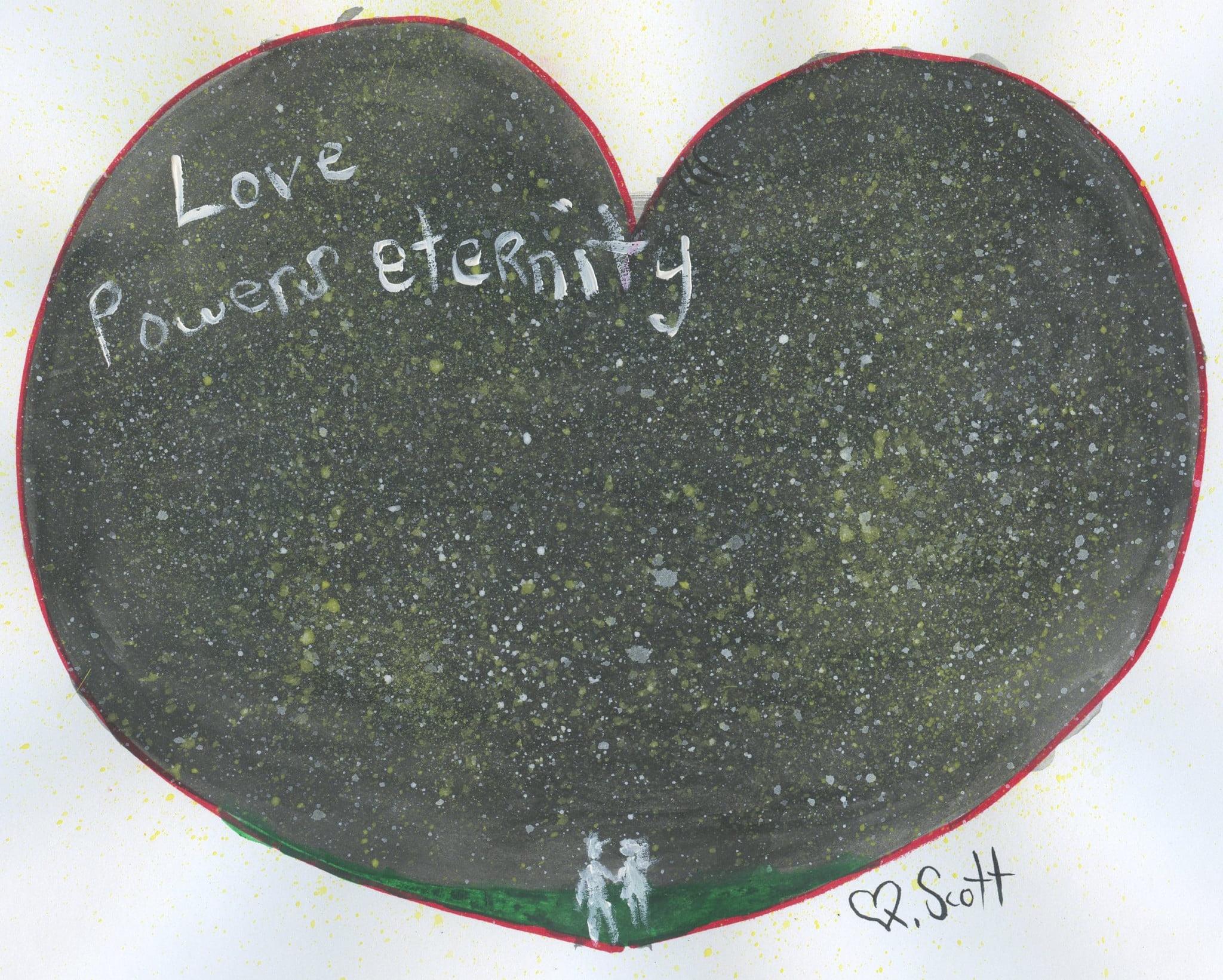 love, eternity, forever, loving